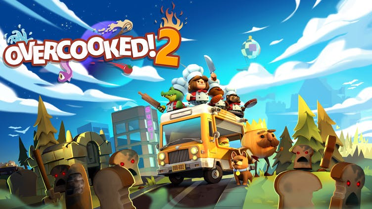 Overcooked! 2 new recipes - What's being served
