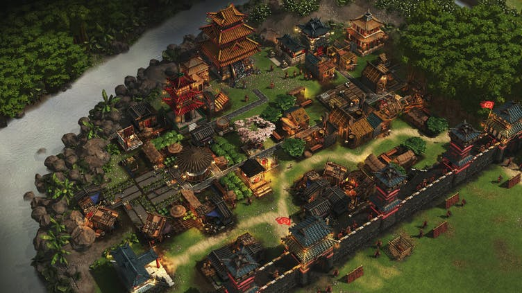Stronghold: Warlords - Meet the AI Warlords