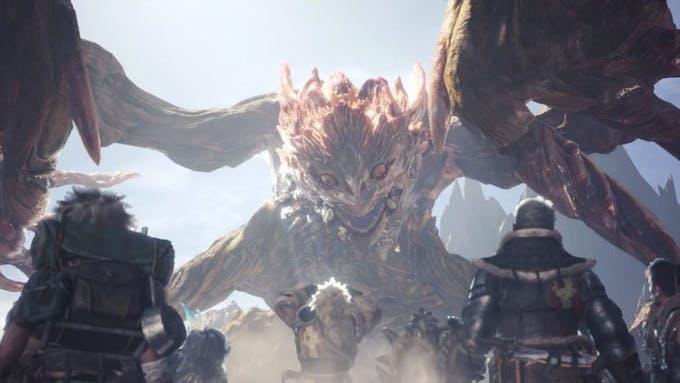 Monster Hunter World Iceborne New Large Monsters Confirmed So