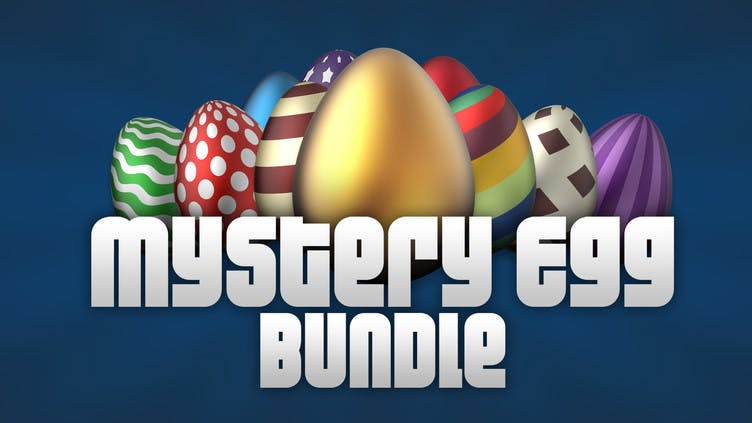 Find a Golden Egg to win $1,000 worth of awesome Steam games