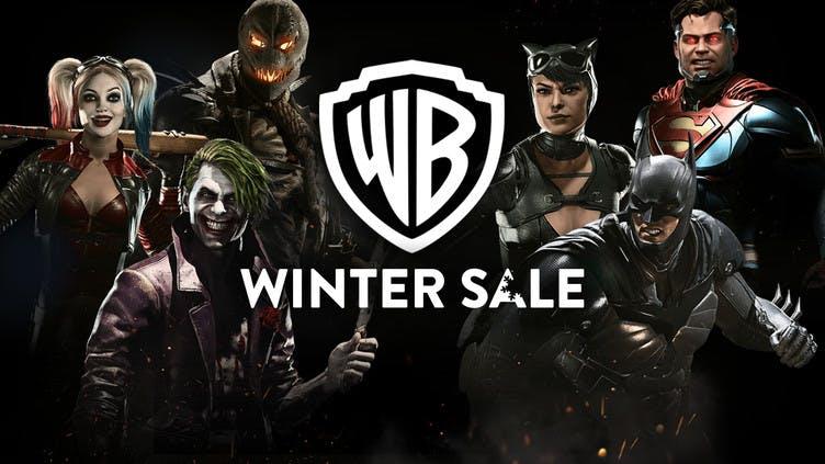 Top Warner Bros games in the Winter Sale
