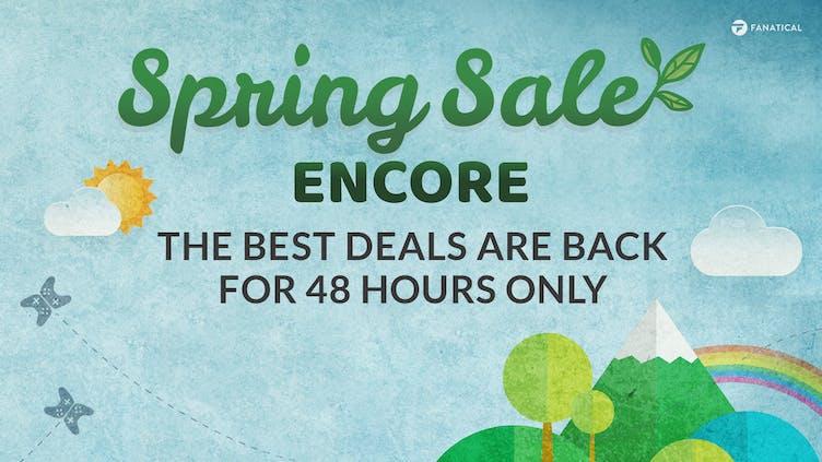 Spring Sale Encore - Last chance to grab Steam PC deals