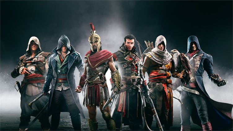 'Assassin's Creed Infinity' project set to be live service model like Fortnite and GTA V