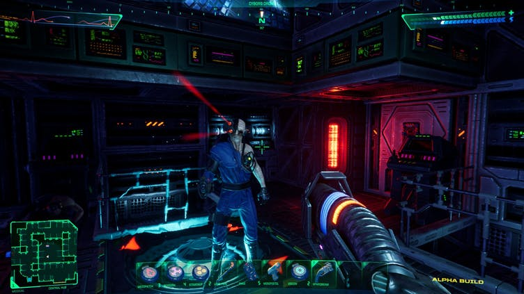 Nightdive Studios on remaking System Shock and facing 'real adversity'