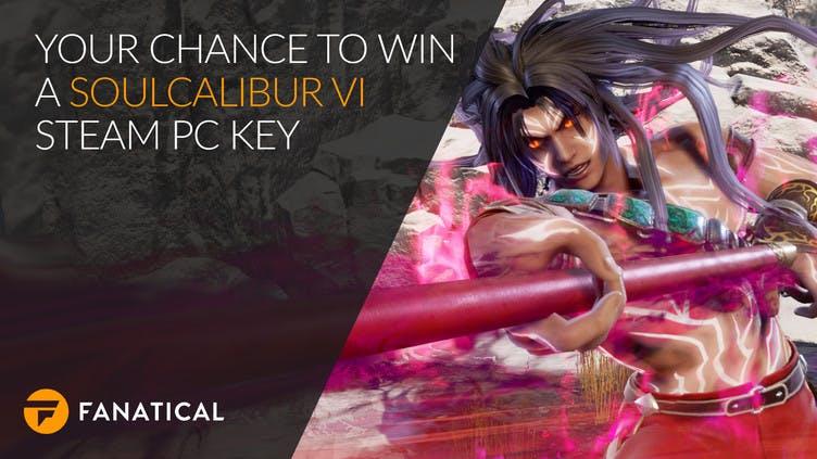 Chance to win a SoulCalibur VI Steam key