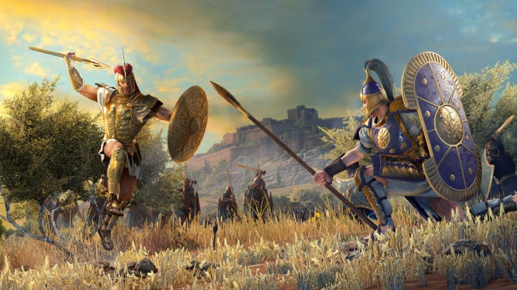 Creative Assembly reveal A Total War Saga: TROY with trailer
