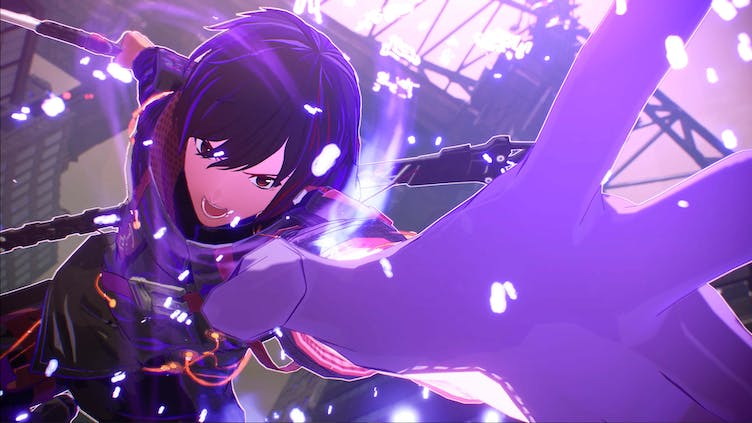 Watch the awesome new Scarlet Nexus animation trailer