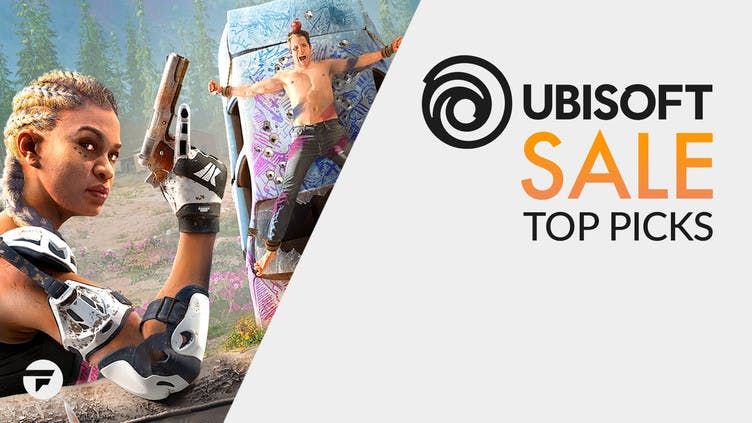 Ubisoft Sale - Our top pick of AAAs with up to 90% off