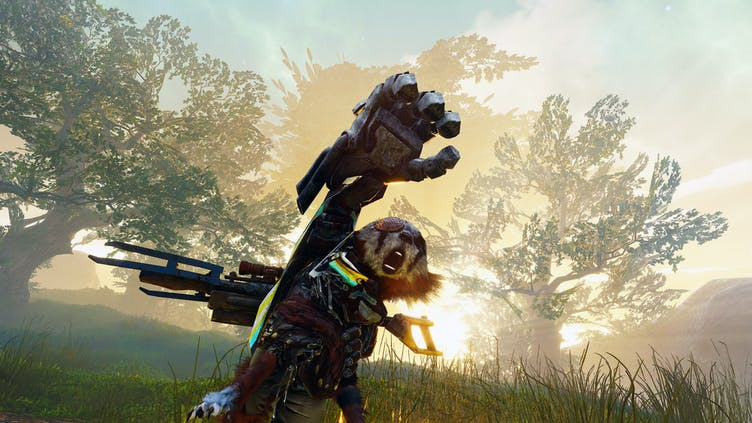 5 games to get you hyped for BIOMUTANT