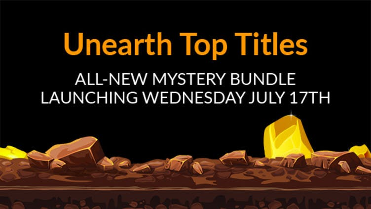 Enter the mine - All-new mystery bundle launching soon