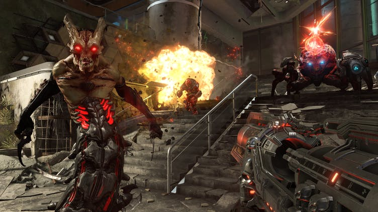 DOOM Eternal reviews - What are the critics saying about the game