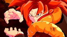 When will Gogeta SS4 be playable in Dragon Ball FighterZ