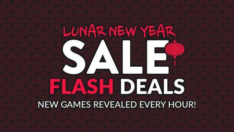 Lunar New Year Flash Deals - Steam PC games