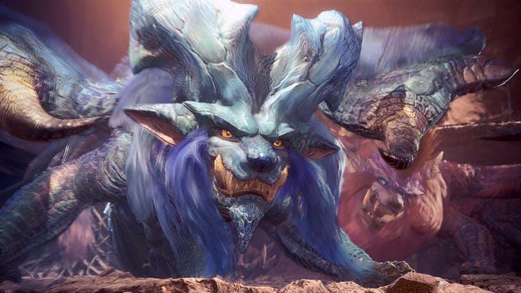 Lunastra arrives in Monster Hunter: World PC winter update
