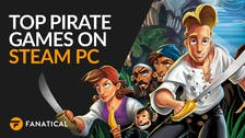 Top pirate games on Steam PC – The ones to treasure