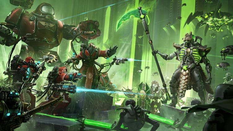 Warhammer 40,000 franchise to get live-action TV series