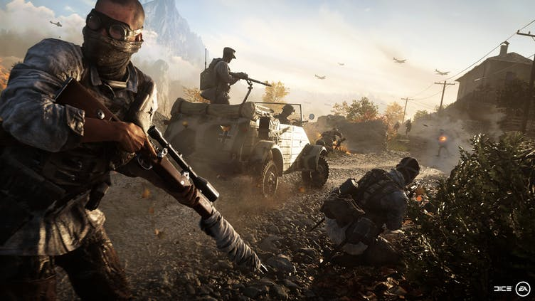 Battlefield 6 preview - Trailer, information and news
