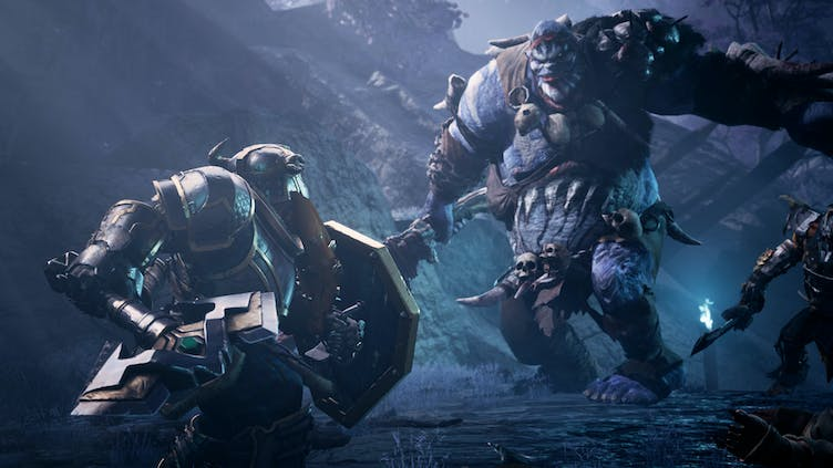 Dungeons & Dragons: Dark Alliance - Co-op action RPG revealed by Tuque Games