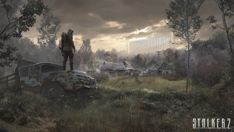 New S.T.A.L.K.E.R. 2 Gameplay Footage shows off incredible environments