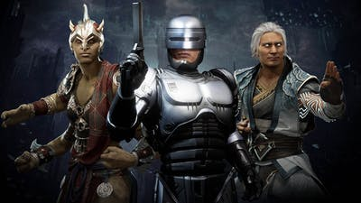 Mortal Kombat 11: Aftermath - Franchise-first story expansion includes RoboCop