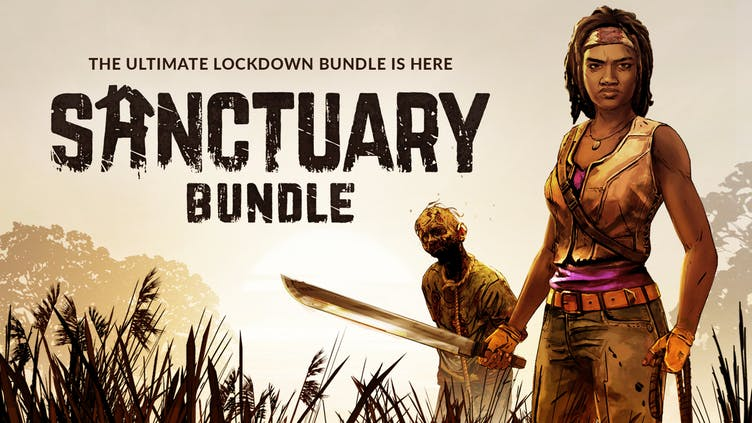 Sanctuary Bundle - Keep COVID-19 at bay and stay safe at home with great games