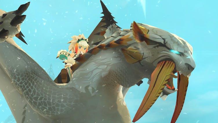 Monster Hunter Stories 2: Wings of Ruin - Meet the main monsters
