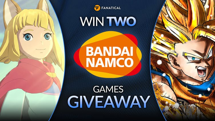 Win two new Bandai Namco Steam games in our giveaway
