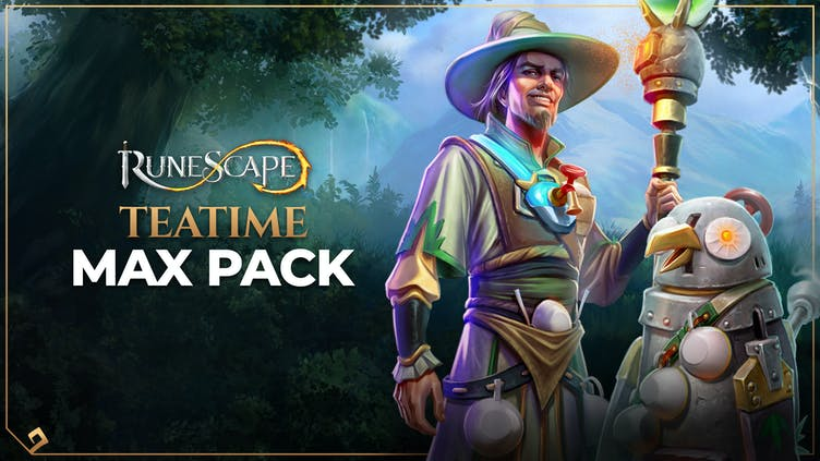 RuneScape Teatime Max Pack - What's included