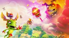 Yooka-Laylee sequel looks completely different to the original game