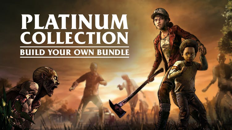 Great games included in the Platinum Collection - Build your own Bundle (Sept/Oct)