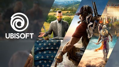 Must-have Ubisoft games in the Fanatical Spring Sale