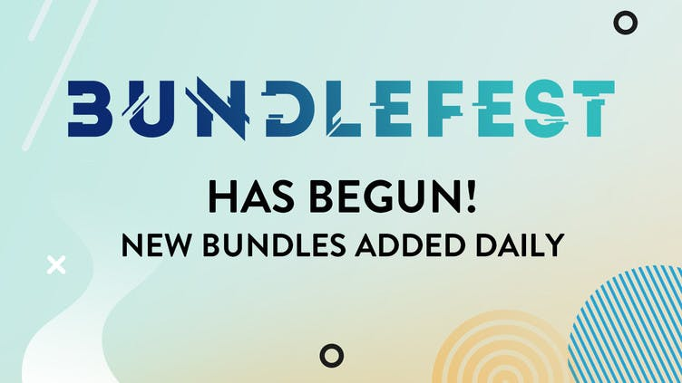 BundleFest has arrived - Daily bundles with incredible savings