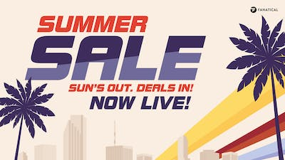 Thousands of Steam games on offer in Fanatical's Summer Sale