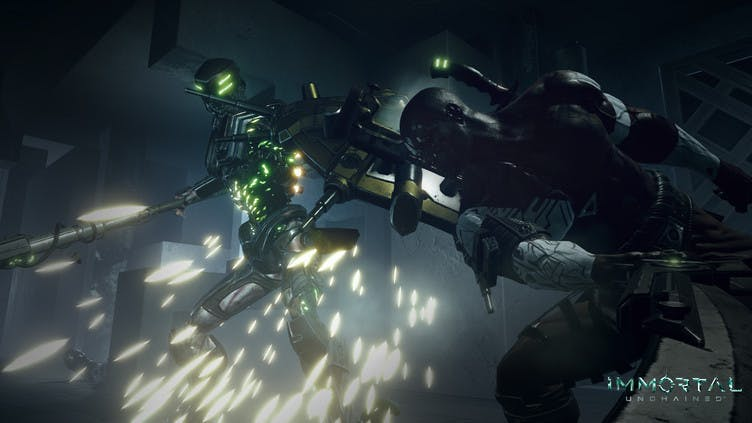 Immortal: Unchained 1,000 alpha keys giveaway