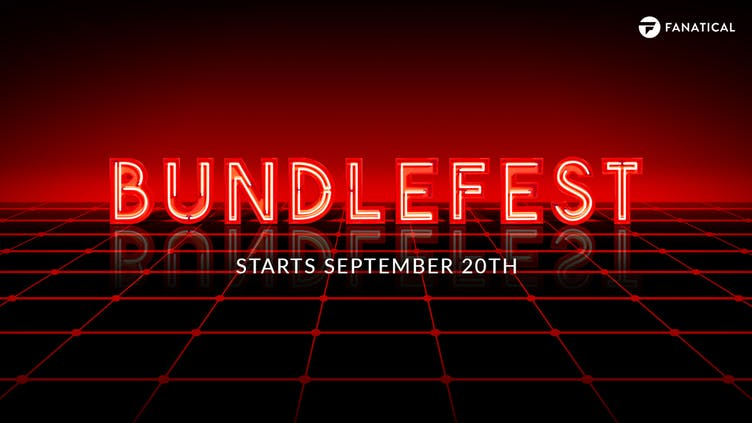 Get ready for the biggest BundleFest yet - Exclusive collection, VIP rewards and more