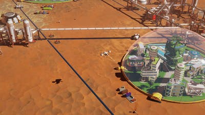 Surviving Mars - What we know so far