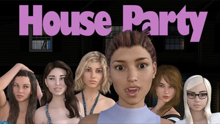 House Party - How the sex game returned to Steam