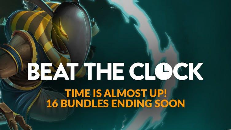 Beat the Clock - 16 Steam bundles ending soon