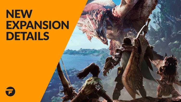 Big announcement incoming on Monster Hunter: World expansion