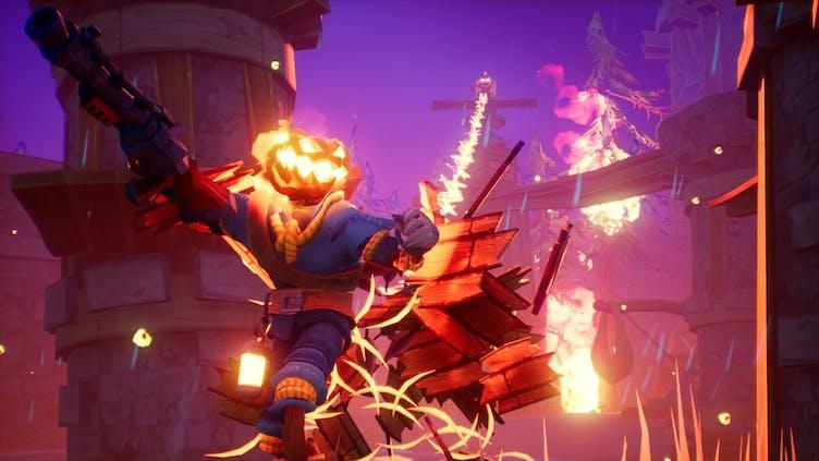 MediEvil meets Fable in new platformer Pumpkin Jack trailer