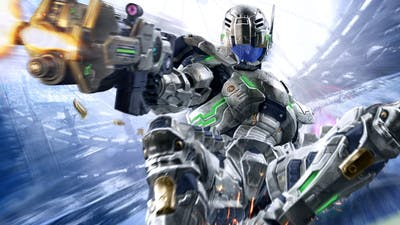 Vanquish on PC - How the popular shooter flourished