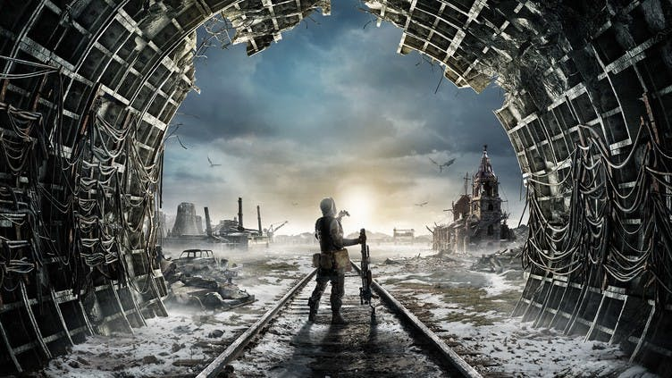 'Unprecedented sum' to be spent on Metro 2033 adapted movie project