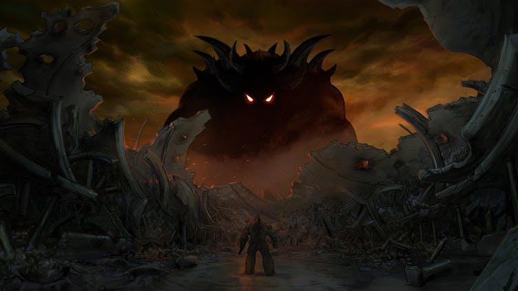 Hellbound is 'superior' to Doorway series say indie dev Saibot Studios
