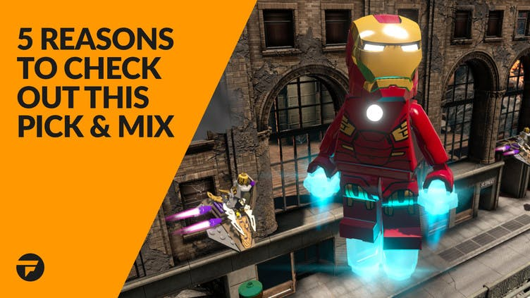5 reasons why you need to check out the LEGO Pick & Mix