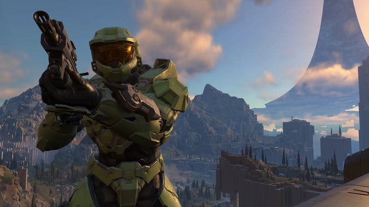 Halo Infinite will not have campaign co-op or Forge at launch