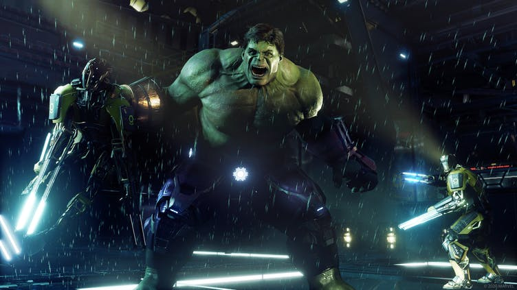 What we learned from Marvel's Avengers War Table stream