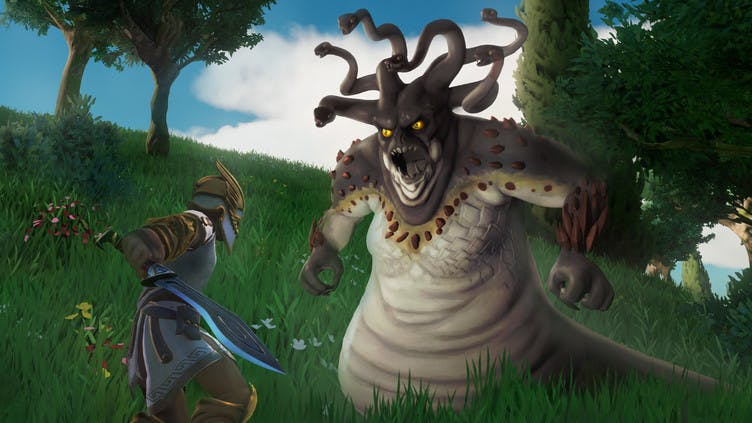 New Ubisoft game Gods and Monsters will be narrated by Homer