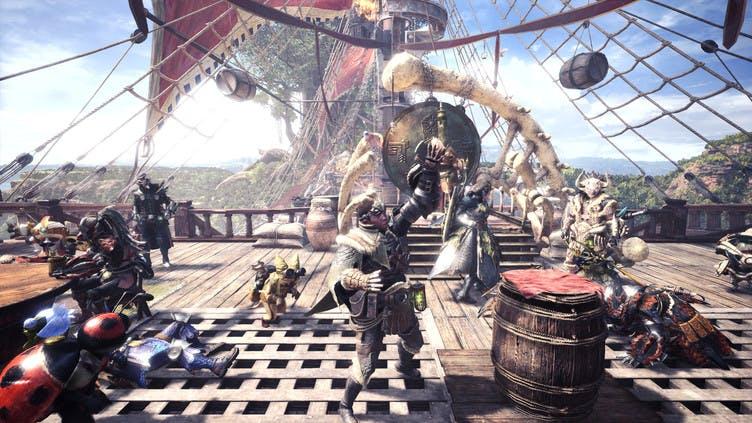 Rare reward for Monster Hunter: World gamers after 13 million units sold