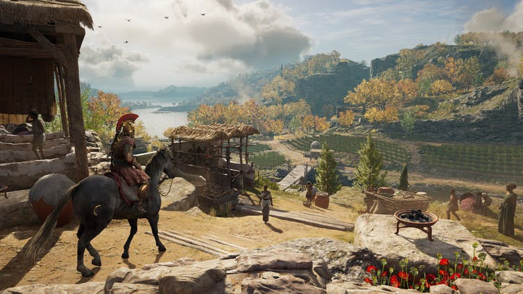 The power of choice in Assassin's Creed Odyssey