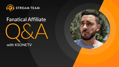 Fanatical Stream Team Q&A -KSONETV
